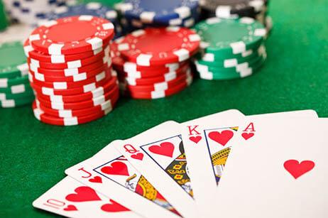 نبذة عن لعبة البوكر