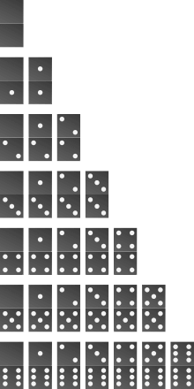 Domino Photo 1