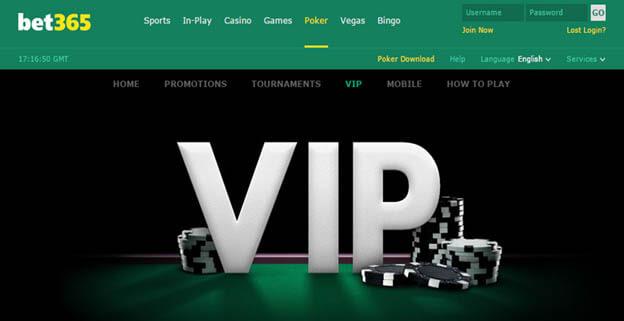 افضل امتيازات ال VIP في كازينو bet365