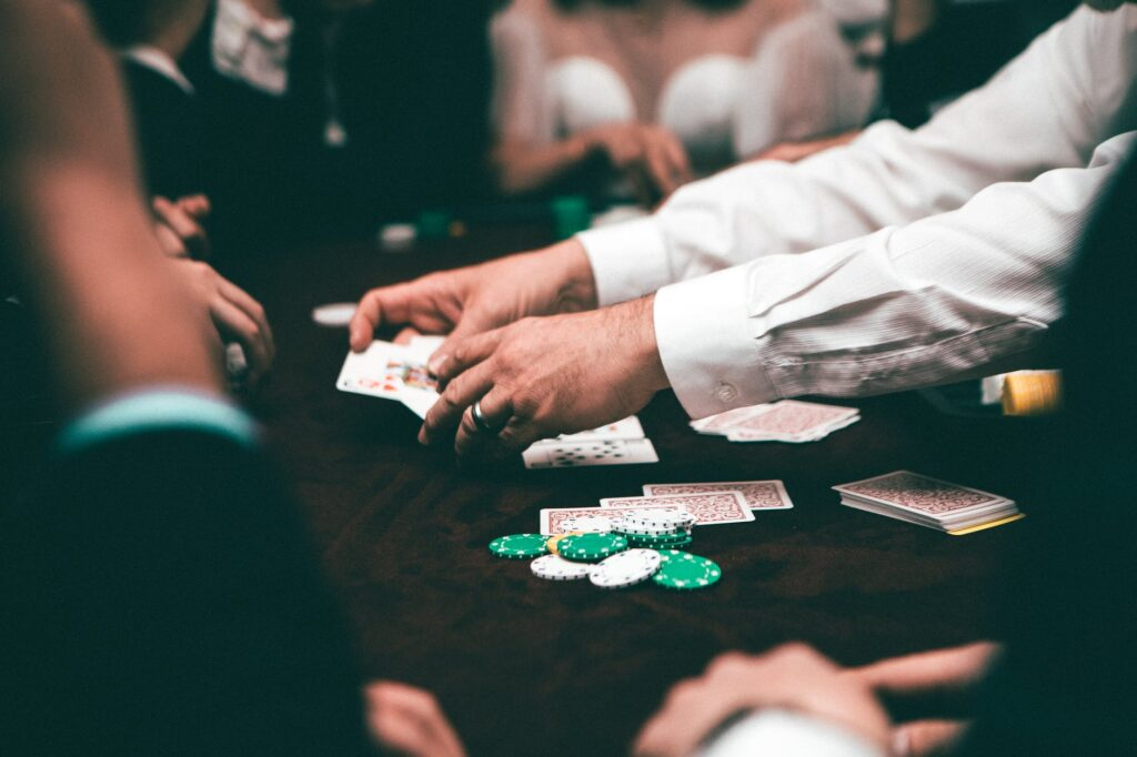 لعبة بلاك جاك أون لاين