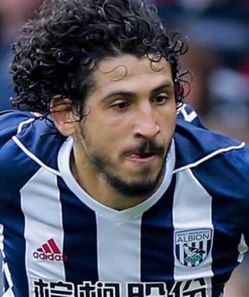Egyptian football player