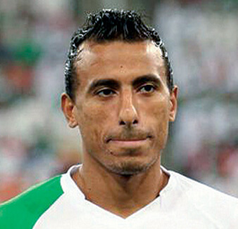 Egyptian football player