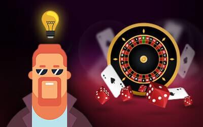 استراتيجيات الربح لألعاب مواقع كازينو اون لاين