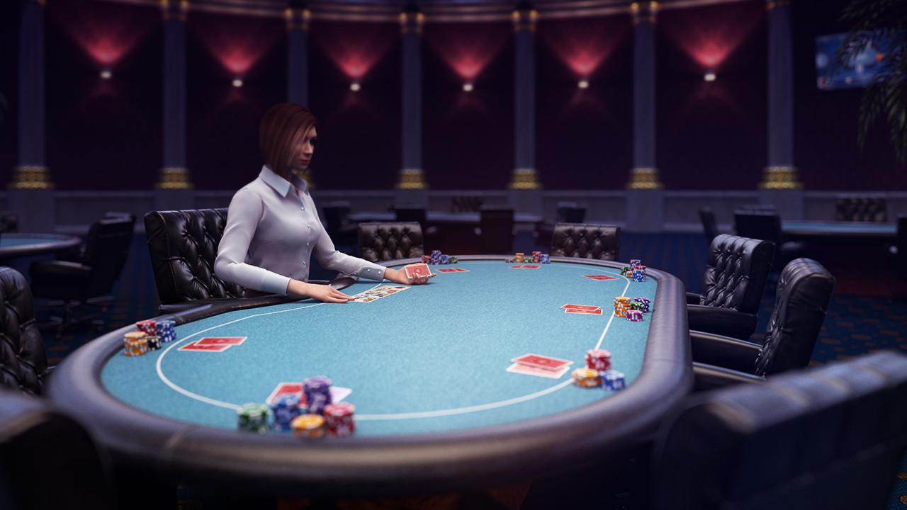 كيفية احتراف لعبة البوكر على الانترنت